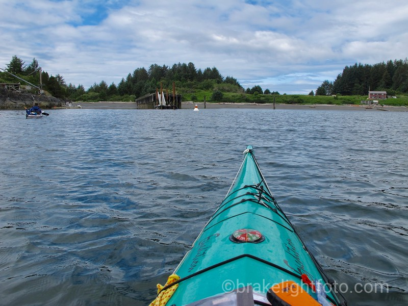 Approaching Friendly Cove