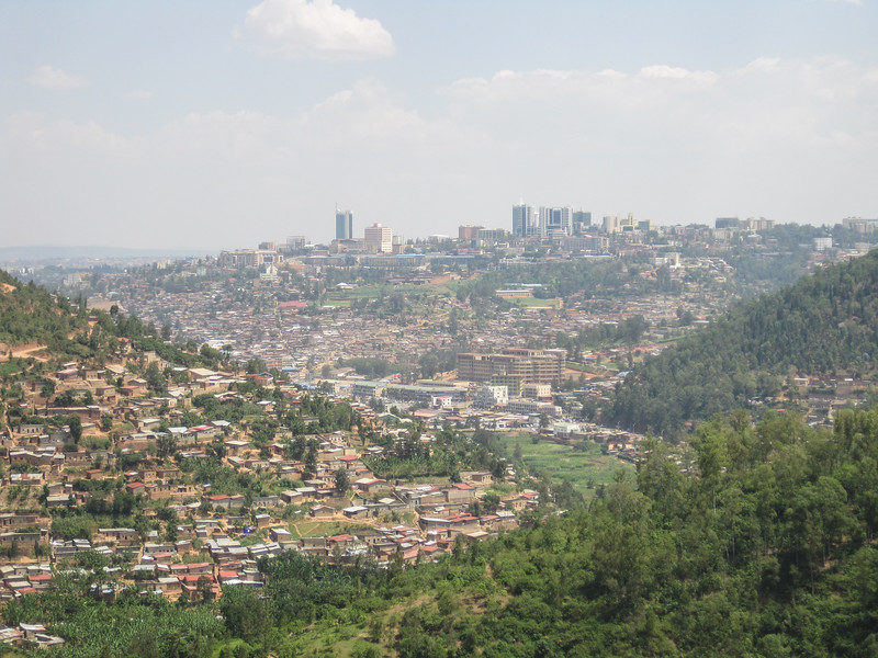 Looking back at Kigali