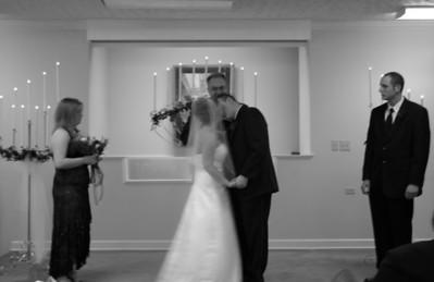 Amanda and Matt get Married!