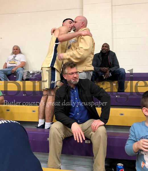 Morton from Butler Highschool Basketball