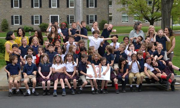 Lower School Class Photos 2018