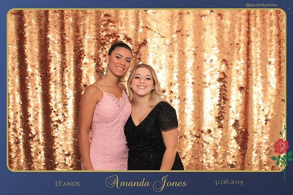 15 Anos Amanda Jones