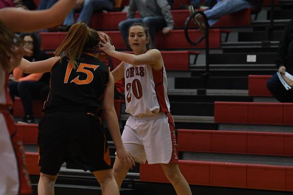 Junior Varsity Girls Basketball vs Beratrice
