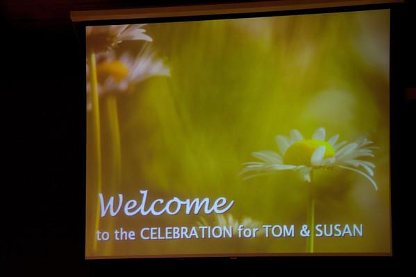 Pastor Tom & Susan's Celebration