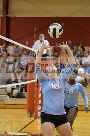Varsity Volleyball 10-10-19