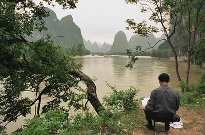 China, South