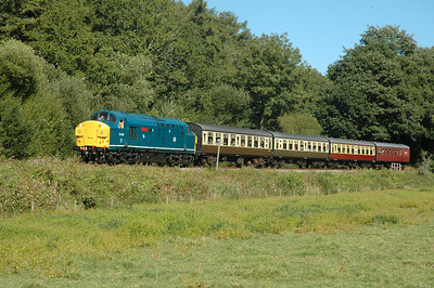 South Devon Railway 2005