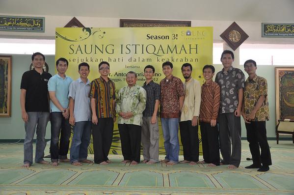 2012 November Saung Istiqamah