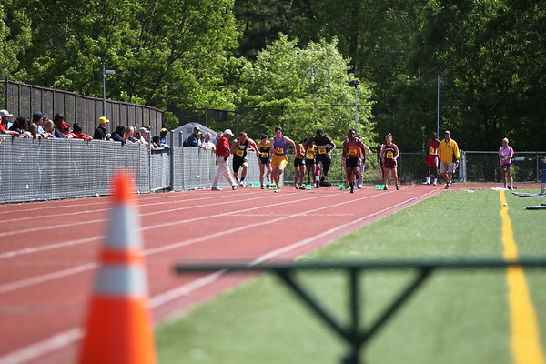 100m -- 2013 Outdoor D1 State Championship