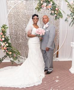 Samuel & Yakila Davis Jr. Wedding