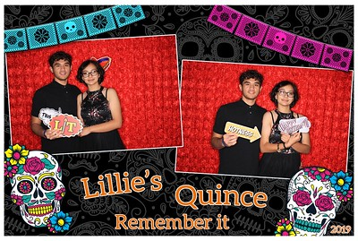 Lillie's Quince 2019
