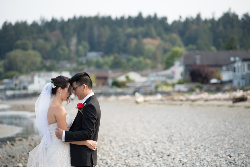 Burnaby Wedding with Tea Ceremony