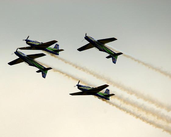 Dayton Air Show 2009