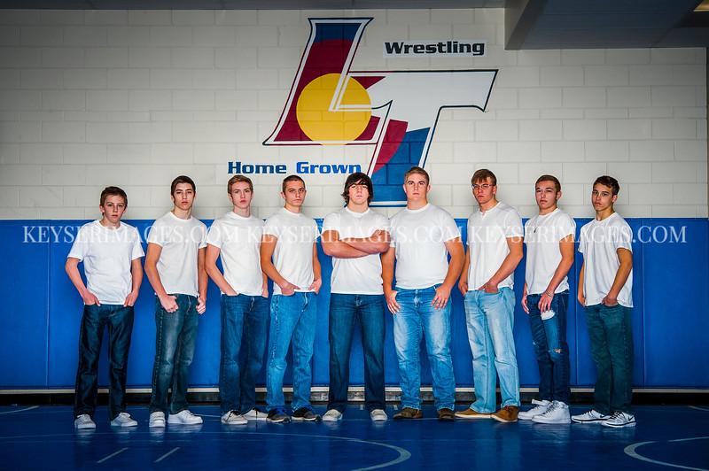 2014-15 Legend Varsity Wrestling