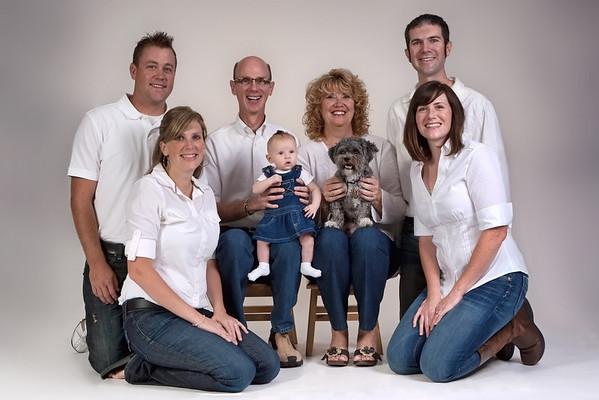Matt & Anna & family
