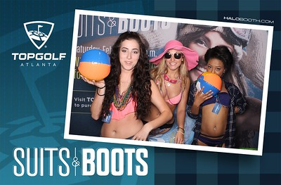 Suits & Boots @ TopGolf Atlanta