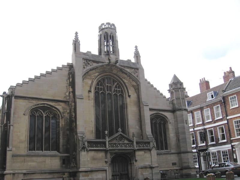 St. Michael's Belfry, York