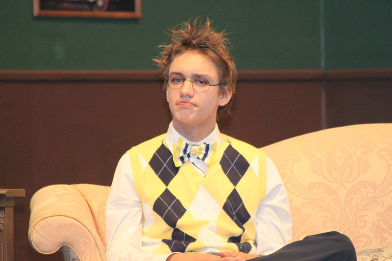 """2011 Fall Play: """"The Mousetrap"""""""