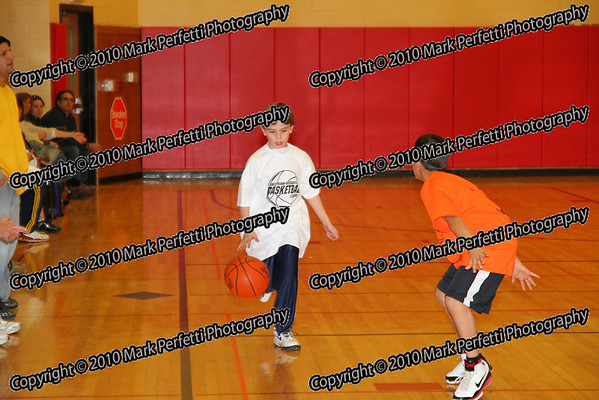 CYO Boys Games 1&2 on 12-20-10