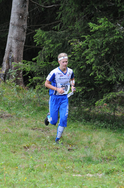 WOC 2011, middle qualification