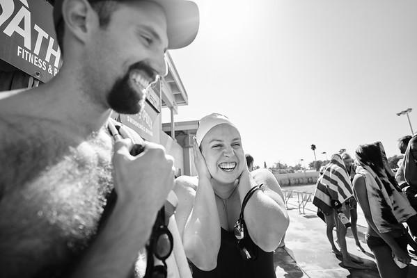 Cal Poly Swim - Alumni Meet 10/14/17