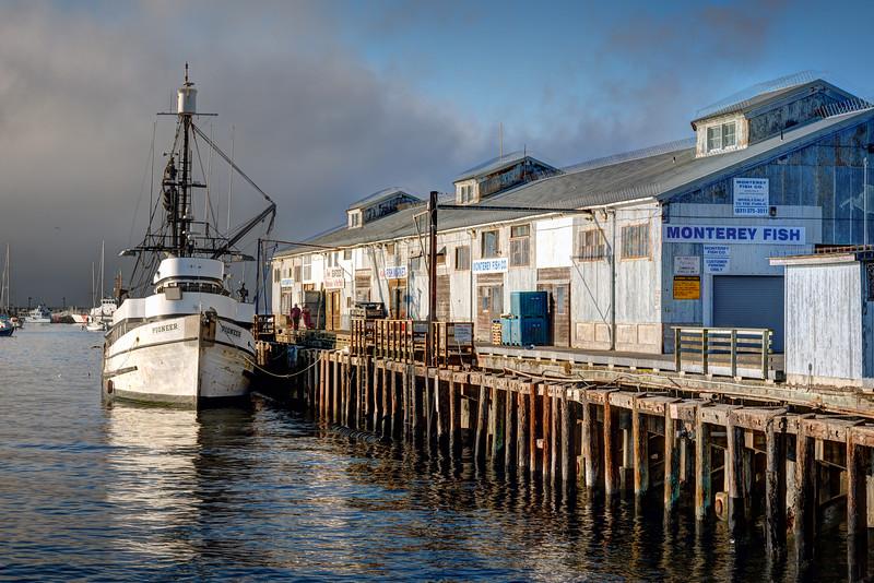 Monterey Fish Market