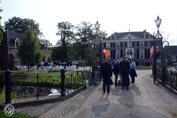 Jubileum en seminar Gerrit Walgemoet