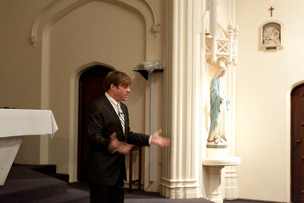2013 Michael Voris Talk Perth