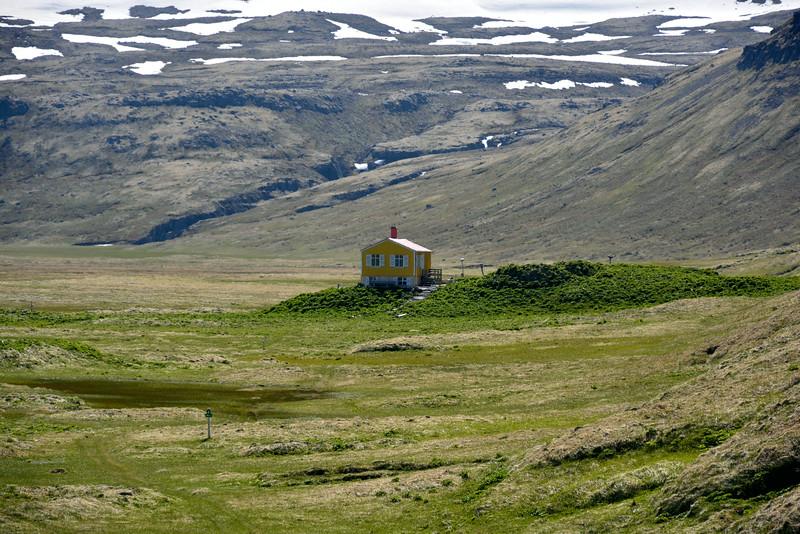 Hornvík - Höfn 2015.
