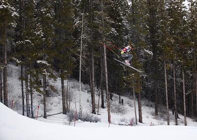Jan 18, 2018 - Nakiska Audi FIS Ski Cross World Cup training