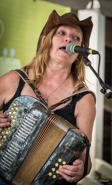 Everett Smithson Band--2017 Rock Bend Folk Festival-St. Peter, MN.
