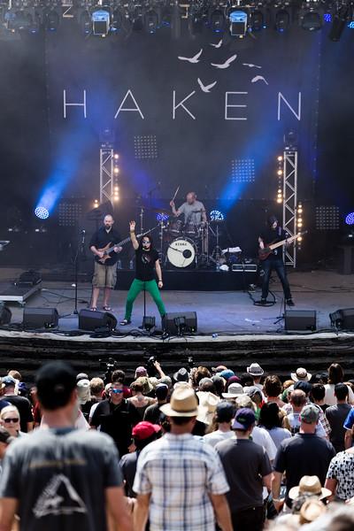 Haken, Night of the Prog