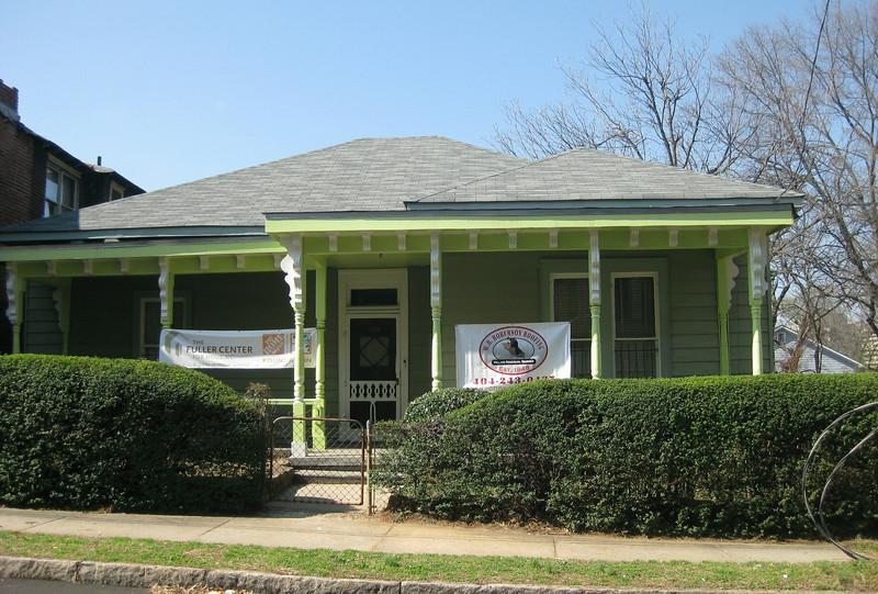 Greater Atlanta Fuller Center rehab at 75 Fitzgerald. jg