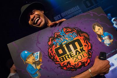 DM i Break 2013