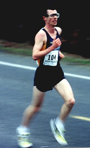 2002 Pioneer 8K - Dave Matte finishes 3rd and runs his fastest 8K ever