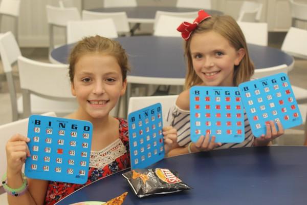 Back-to-School Bingo (8.25.17)