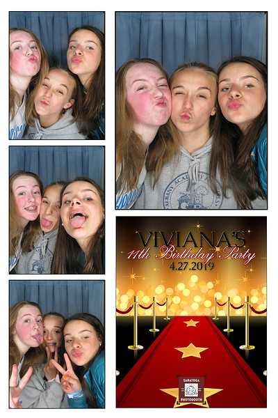 Viviana's 11th Birthday Party