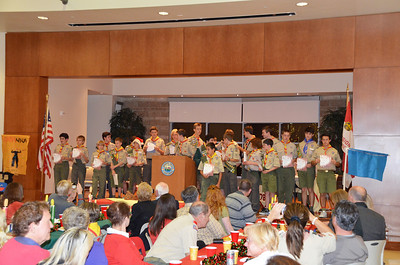 12/11/2011 - Winter Court of Honor