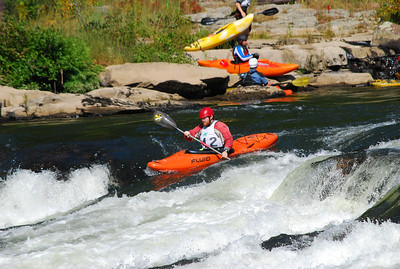 Ohiopyle Over the Falls Race 2008