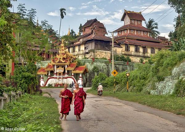 Yadanar Bon Myint Monastery