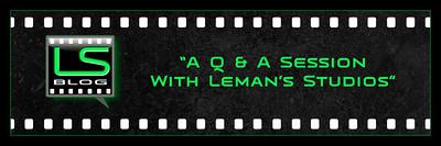 Leman's Studios Q & A