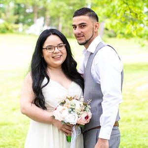 Ashley & Oscar's Wedding