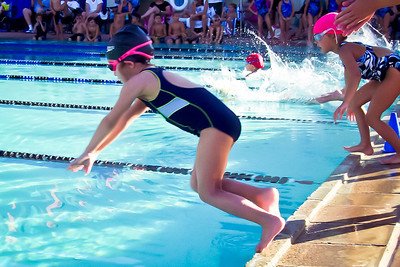 {sports} Swim Team 2007