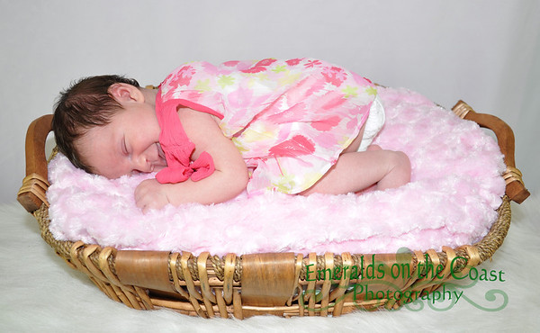 Kennedy Adelyn's first photo shoot 6-24-12
