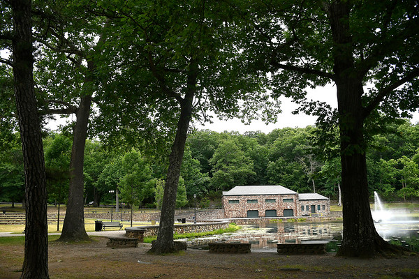 6/27/2018 Mike Orazzi | Staff Rockwell Park in Bristol.