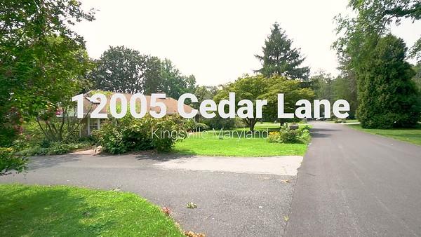 12005 Cedar Lane