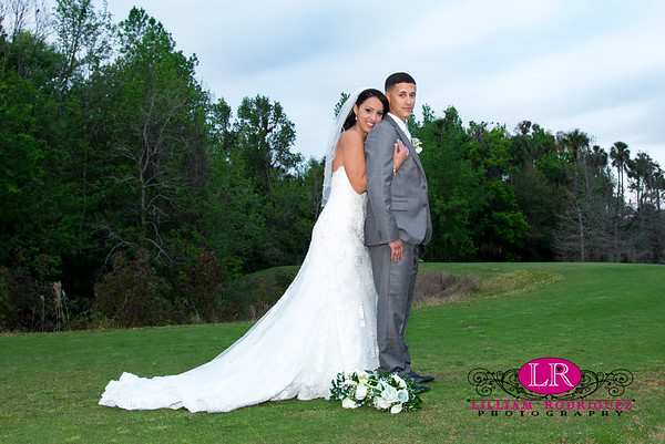 David & Giselle Wedding