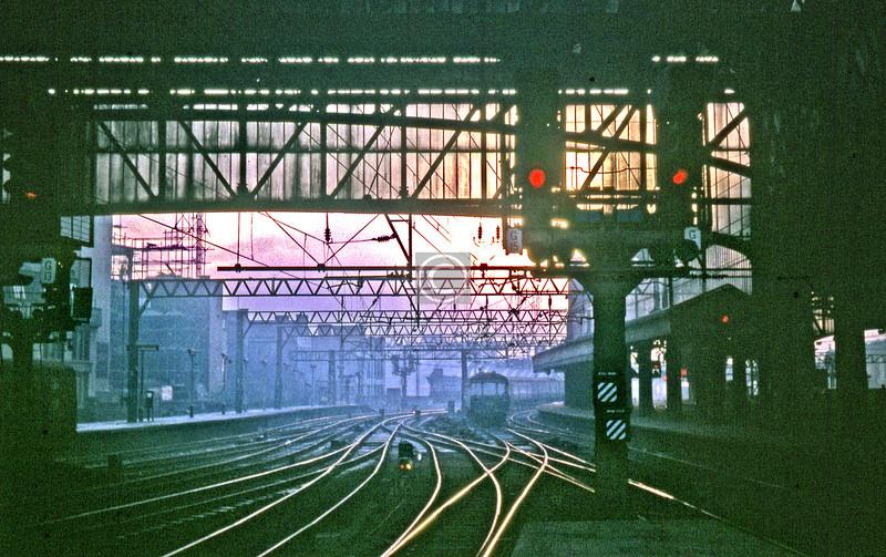 Central Station.  December 1963