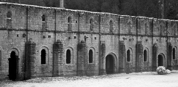 20091230 - Fountains Abbey