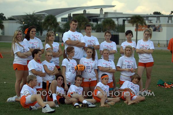Boone High School Powder Bowl 2009